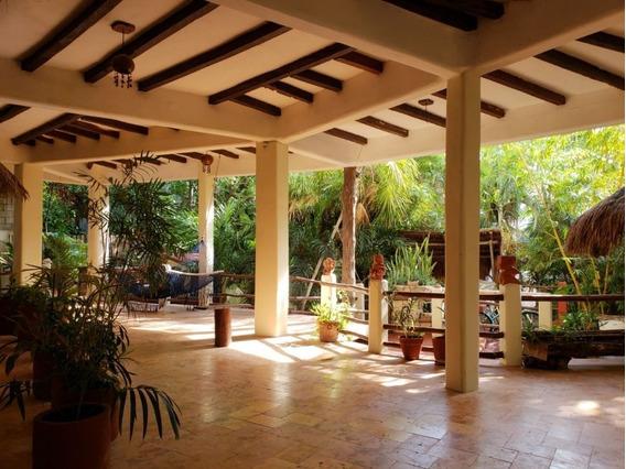 4 Estudios En Una Propiedad En La 5ta Avenida Playa Del Carmen P2656