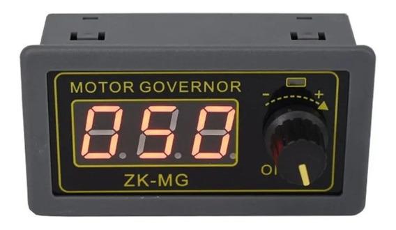Controlador De Velocidade Pwm 5 A 30 Vdc 5a Zkmg