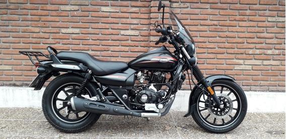 Bajaj Avenger Street 220 Permuto Financio Con Dni Qr Motors
