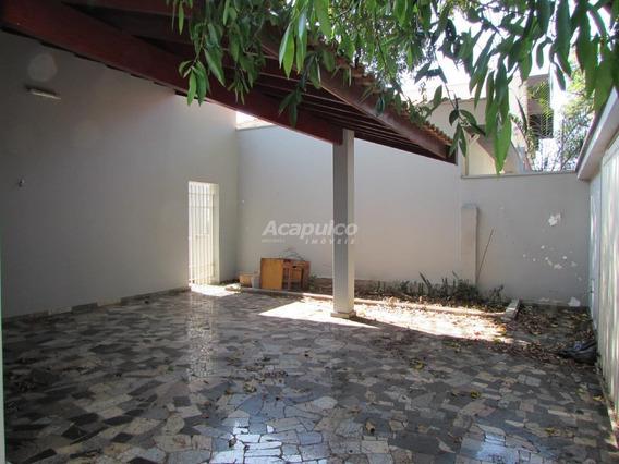 Casa Para Aluguel, 2 Quartos, 2 Vagas, Vila Santa Catarina - Americana/sp - 6559