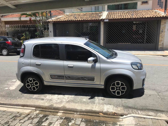 Fiat Uno 1.4 Sporting Flex Dualogic 5p 2016