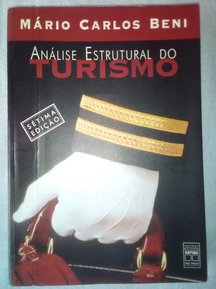 Análise Estrutural Do Turismo 7a Edição 516 Páginas.