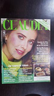 Revista Claudia N° 274 De 1984