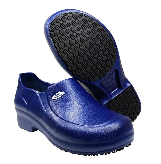 Sapato Branco Epi Soft Works Bb65 Cozinha Hospital Enfermag