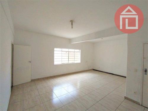 Casa Com 02 Dormitórios Para Alugar, 70 M² Por R$ 1.200/mês - Centro - Bragança Paulista/sp - Ca2848