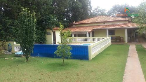 Imagem 1 de 30 de Casa Com 3 Dormitórios À Venda, 362 M² Por R$ 500.000,00 - Condomínio Aquarius - Araçoiaba Da Serra/sp - Ca0341