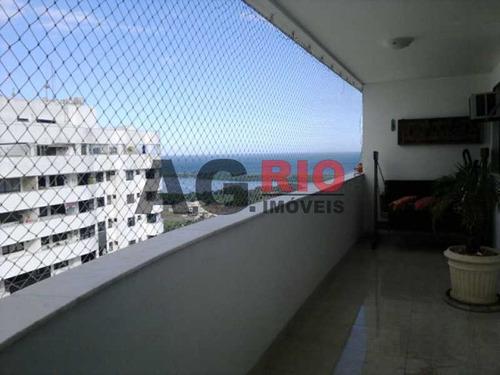 Apartamento-à Venda-barra Da Tijuca-rio De Janeiro - Agv21597