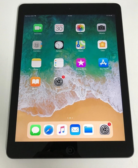 iPad Air Md793br/a 9,7 64gb Wifi + 3g/4g