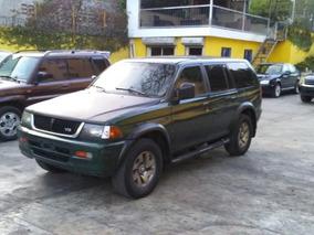 Mitsubishi Montero Sport 1999 Gasolina