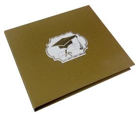 Caixa Rígida Com Álbum Formatura