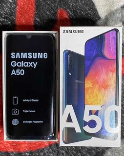 Samsung Galaxy A50 128 Gb (1 Mes De Uso, Precio Negociable)