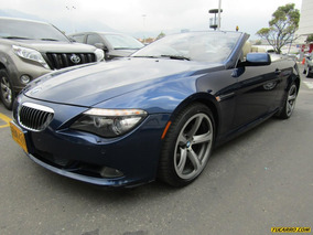 Bmw Serie 6 650 I At 4.7