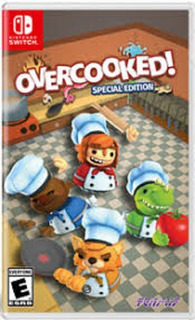 Overcooked Special Edition Nintendo Switch (nuevo Y Sellado)