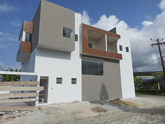Apartamento Para Locação Em Mongaguá, Balneário Flórida Mirim, 2 Dormitórios, 1 Suíte, 1 Banheiro, 1 Vaga - 738_1-1417524