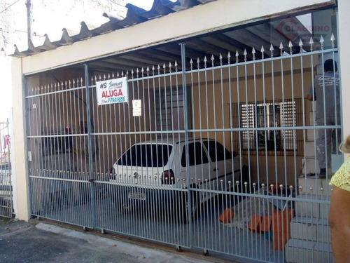 Casa Para Alugar, 80 M² Por R$ 1.200,00/mês - Jardim Imperador (zona Leste) - São Paulo/sp - Ca0925