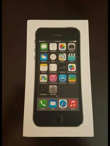 Caixa De iPhone Intacta. Nova Com Tudo.