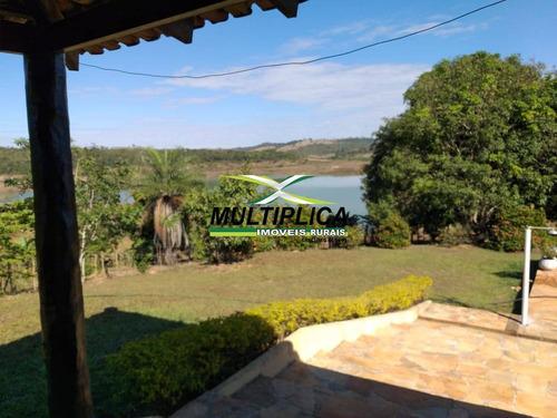 Chácara A Venda Montada, Com Casa, Aceita Permuta Apto Uberlândia - 402