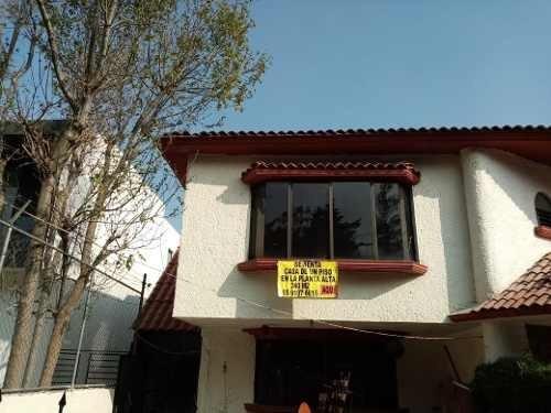 Casa En Un Piso -tipo Duplex, Planta Alta, 240m2. 3 Recamrs