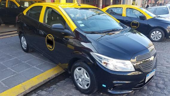 Taxis Prisma ´17/´18 Gnc - Los Gallegos - Anticipo Y Cuotas-