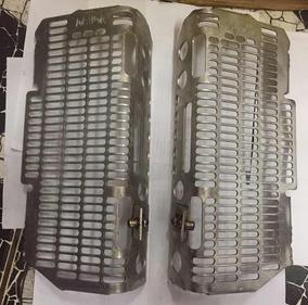 Protetor Radiador Alumínio Yamaha Yz450f 2007 A 2009 / Wr450
