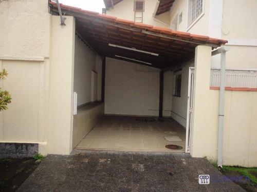 Imagem 1 de 30 de Casa Com 3 Dormitórios À Venda, 166 M² Por R$ 500.000,00 - Campo Grande - Rio De Janeiro/rj - Ca0797