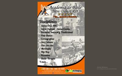 Academia De Baile New Dance Rd