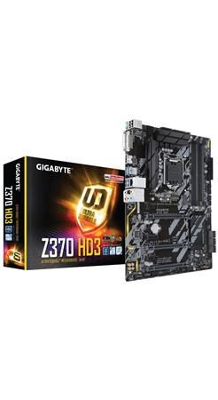 Gigabyte Z370 Atx (1151) Ddr4 - Z370 Hd3 Intel Optane