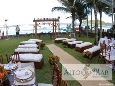 Casa Para Festas De Casamento - Ca00081 - 32614821