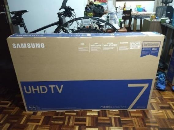 Smart Tv Led Uhd 4k Samsung 55nu7100 Wifi Hdmi Usb