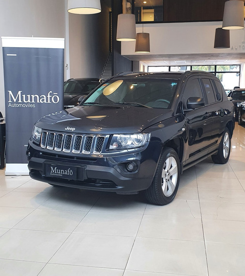 Jeep Compass 2.4l Limited 170cv Atx 2013