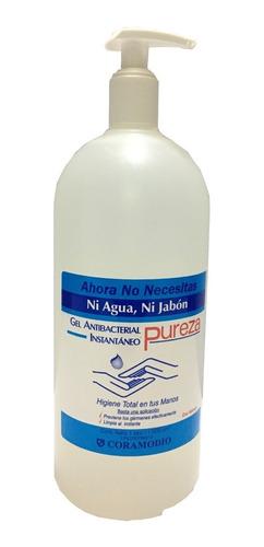 Gel Antibacterial Pureza  1lt Con Dispensador
