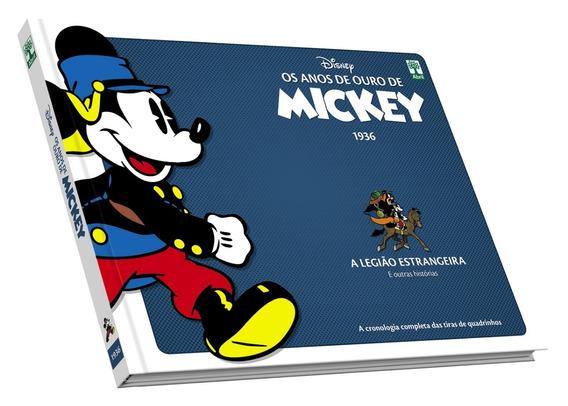 Hq Os Anos De Ouro De Mickey Legião Estrangeira Frete Grátis