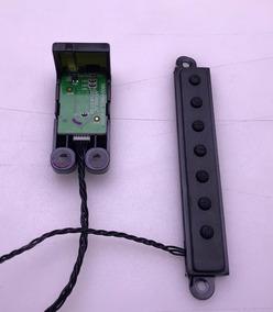 Sensor Controle + Botão Power Tv Toshiba Le3278i(a)