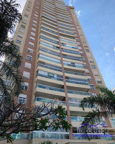 Imagem 1 de 18 de Apartamento Com 4 Quartos De Frente A Praça Do Sol 100% Sol Da Manha - Solplaza - 69959268