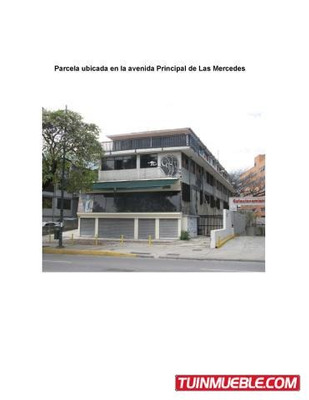 Edificios En Venta Las Mercedes 19-7718