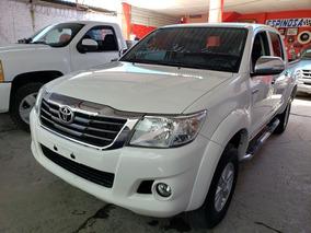 Toyota Hilux Sr. Equipada