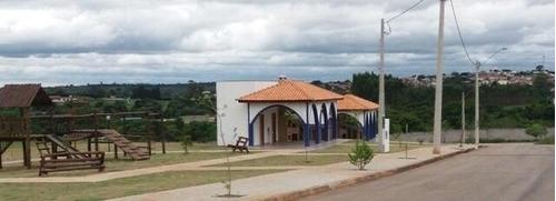 Imagem 1 de 8 de Terreno Para Venda ,bairro Cruz De Ferro,area De 286m²,condominio Jardim Residencial Por R$130.000,00 - Sp - Te0078_bertin
