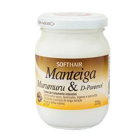 Manteiga Murumuru E D-pantenol 220g