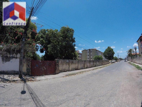 Terreno À Venda Em Fortaleza/ce - Te0020