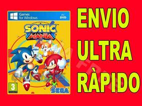 Sonic Mania - Jogo Para Computador