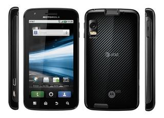 Celular Motorola Mb860 + Portátil Dock Pa Motorola Atrix 4g