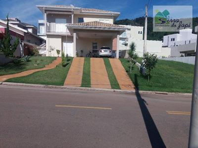 Casa Residencial À Venda, Ibi Aram, Itupeva - Ca1687. - Ca1687