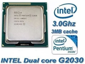 Processador Intel® Pentium® G2030 - 3.0 Ghz / Soquete 1155