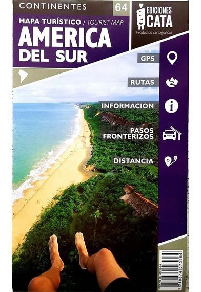 Mapa Da América Do Sul Rodoviário