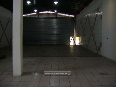 Galpão Comercial Com Inúmeras Salas - 3391-2