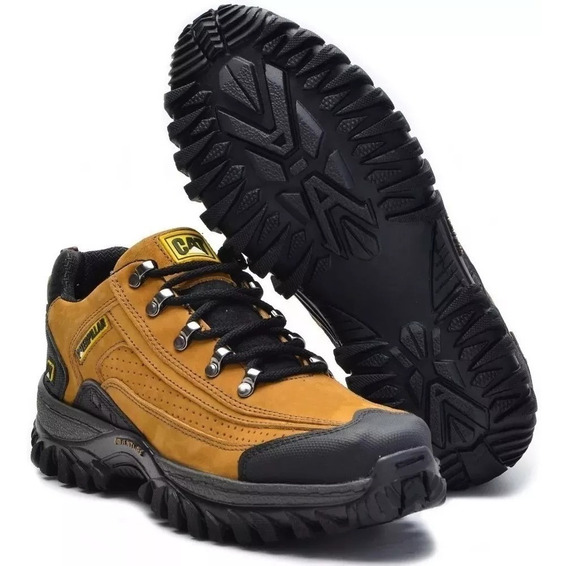 Tenis Sapatenis Adventure Masc Caterpillar Original 2019 Top
