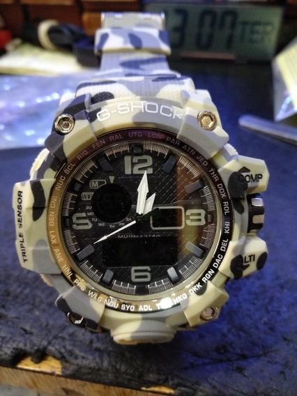 Relógio Camuflado Anadige