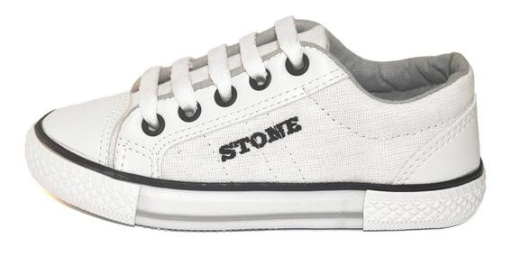 Zapatilla Stone Junior 4 Variantes Envío Gratis