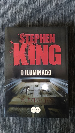 Livro O Iluminado - Stephen King