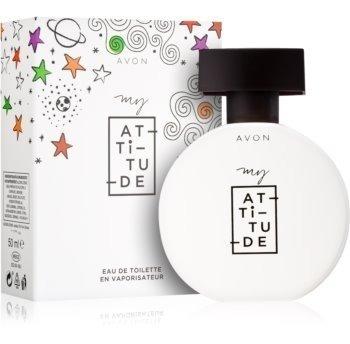 Kit Perfume My Atittude + Creme Hidratante Avon
